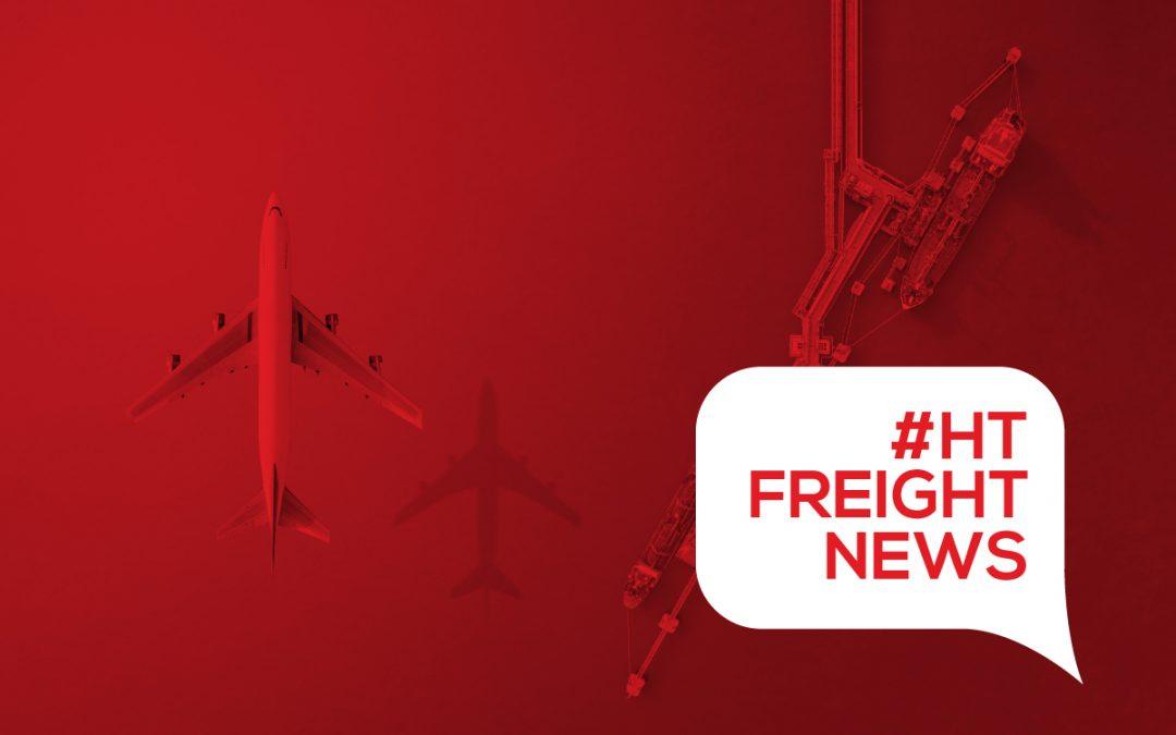 Nueva actualización de la situación de transporte internacional desde China.