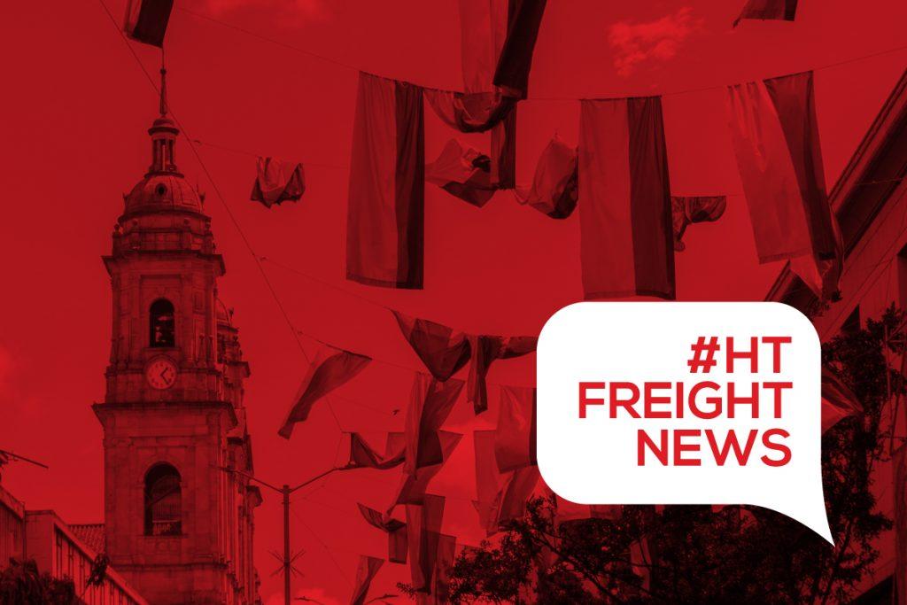 4 de Julio | HT Line Freight Forwarder | Agente de Carga | Bogotá - Colombia