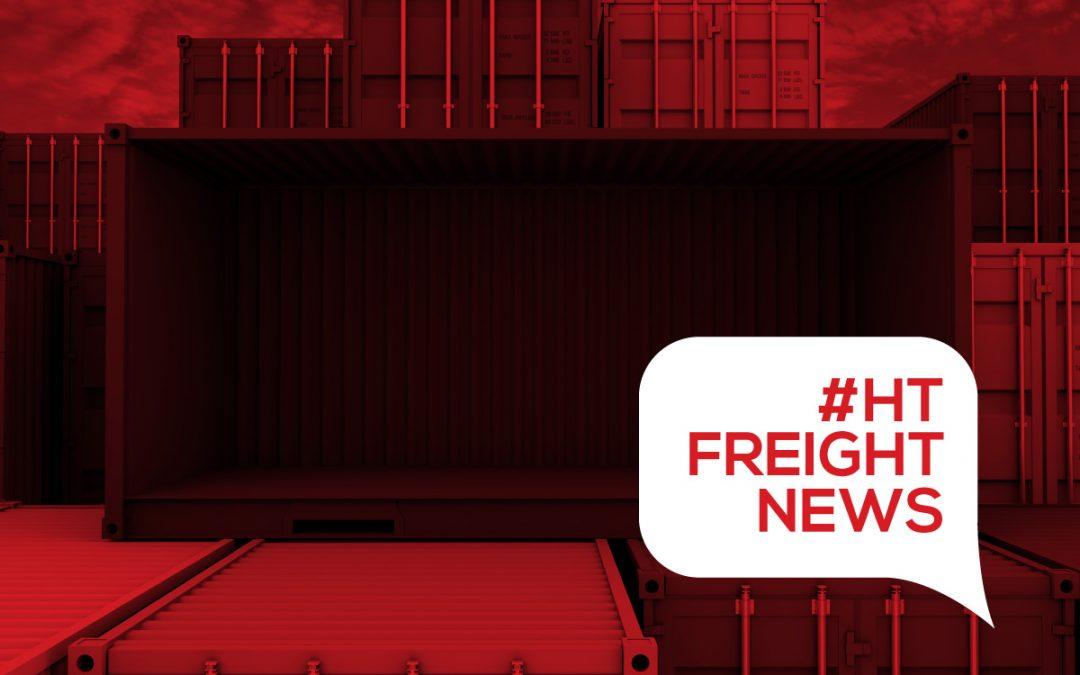 Escasez de contenedores en Asia