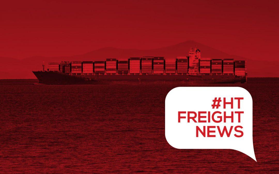 Suspensión de servicio de transporte marítimo de carga en algunos puertos de china